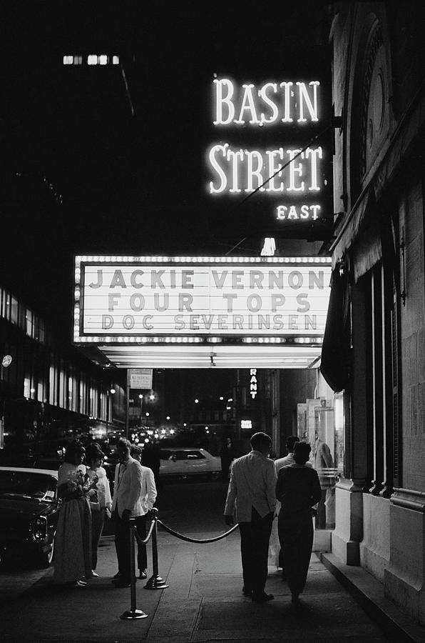 Basin Street East Photograph by Michael Ochs Archives