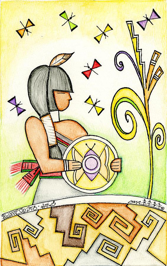 Basket Dance Maiden by Dalton James