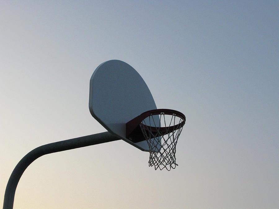 Basketball Equipment Photograph by Nicholas Eveleigh