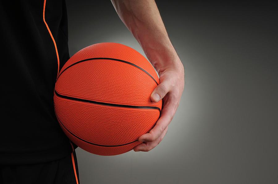 Basketball Player Photograph by Mumininan