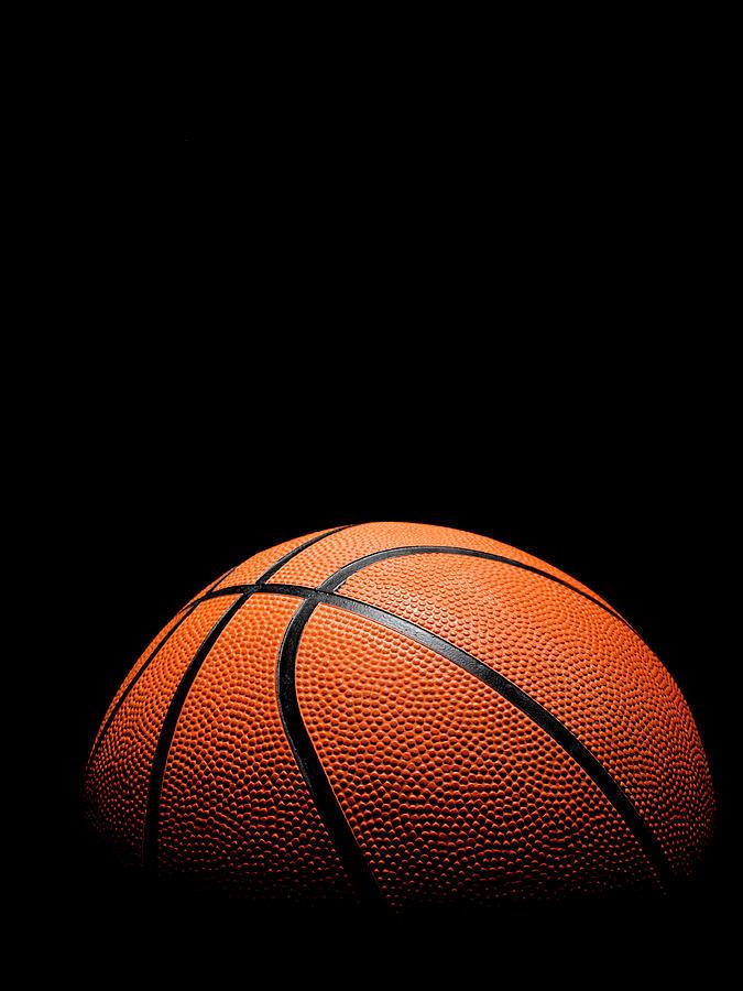 Basketball Photograph by Stuartbur