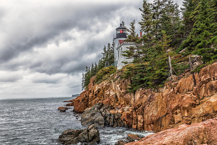 Bass Harbor Lighthouse by Brian MacLean