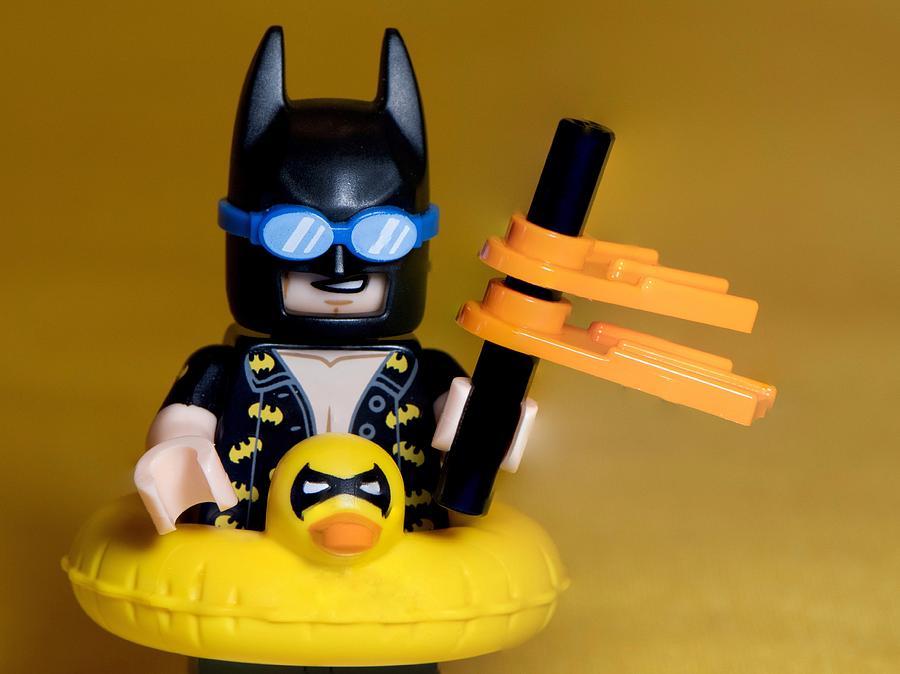 Bat Float  by Joseph Caban
