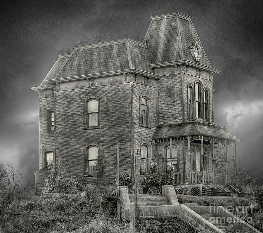 Bates Motel NB by Jim Hatch
