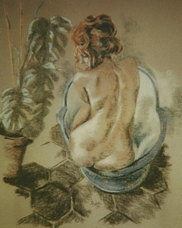 Bath Time by Barbara Keith