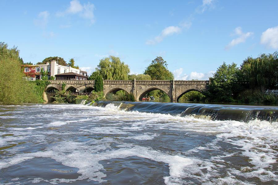 Bathampton bridge 2 by Steev Stamford