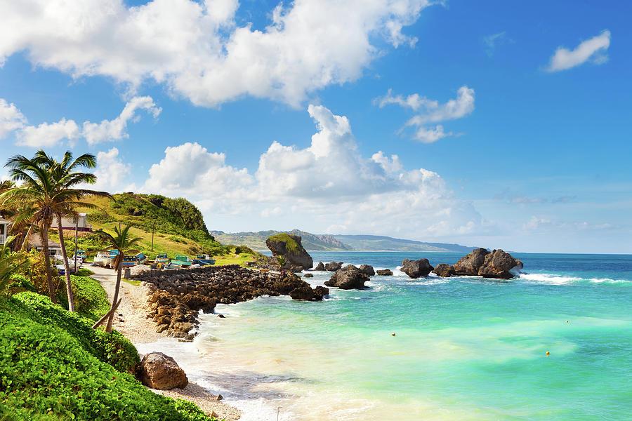 Bathsheba, Barbados Photograph by Tomml