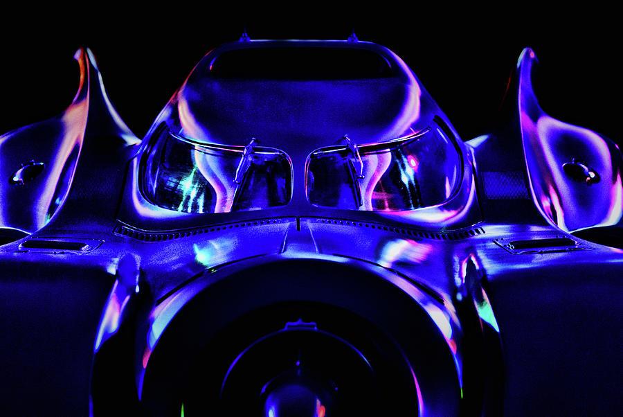 Batmobile by Bill Jonscher