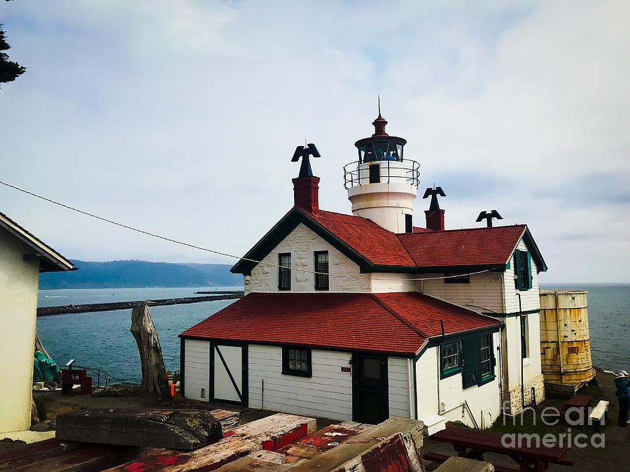 Battery Point Lighthouse Photograph
