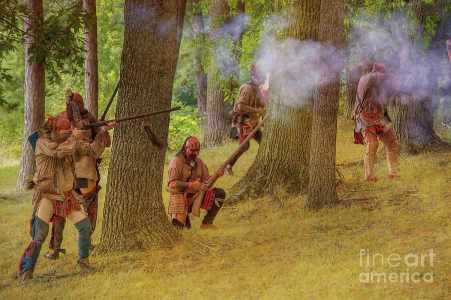 Battle at Bushy Run Five by Randy Steele