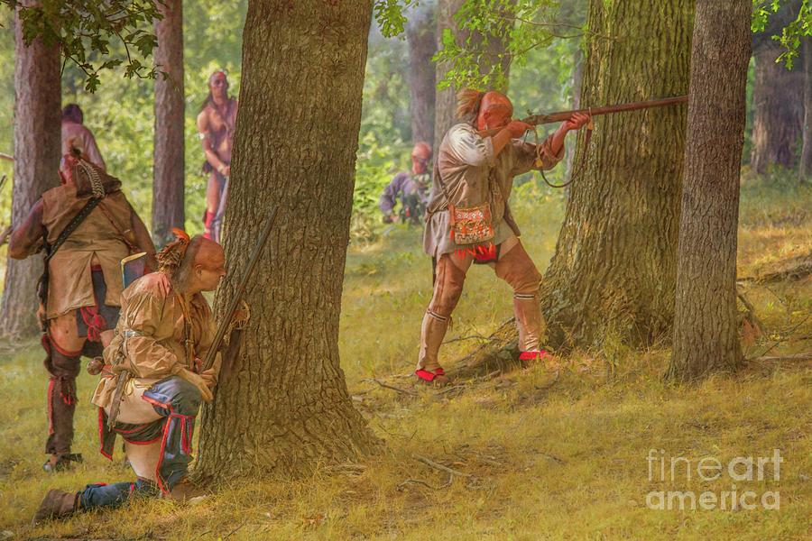 Battle at Bushy Run Six by Randy Steele
