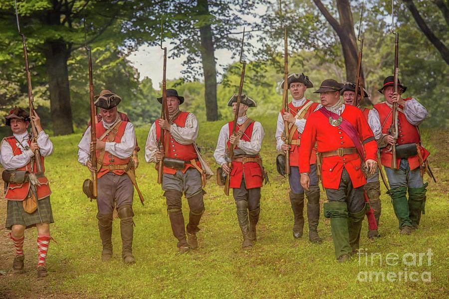 Battle of Bushy Run Eight by Randy Steele