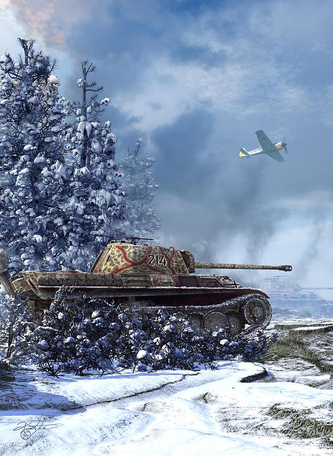 Battle Of The Bulge V1