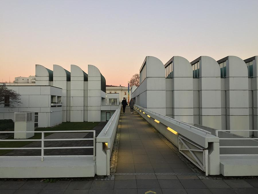 Bauhaus Archive Museum by Michael Gerbino