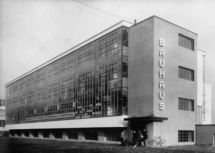 Bauhaus Photograph by General Photographic Agency