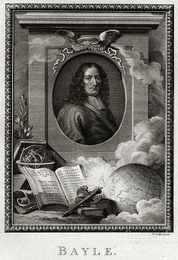 Bayle, 1774. Artist W Walker Drawing by Print Collector