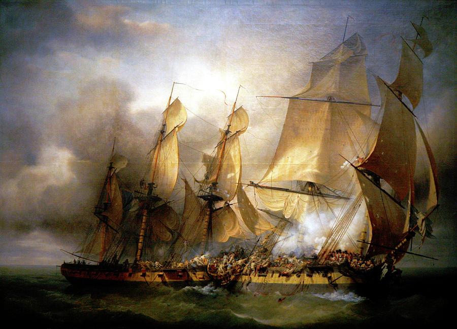 Bayonnaise vs Embuscade by Louis-Philippe Crepin