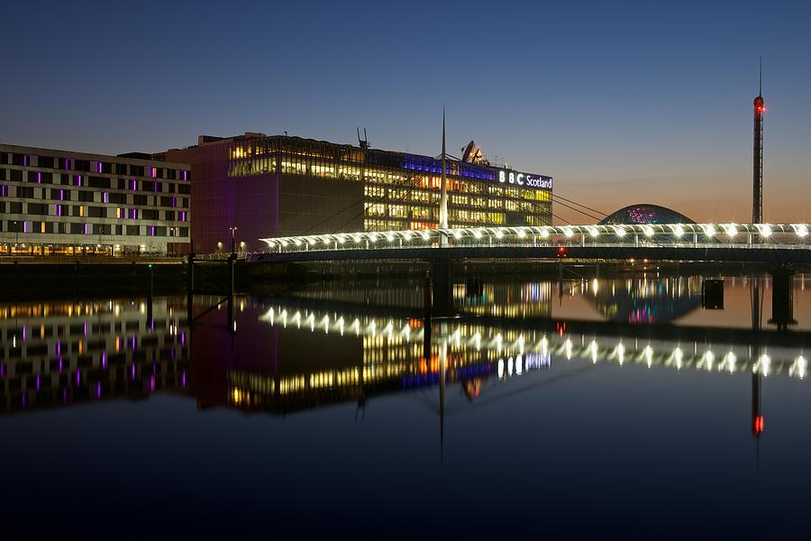BBC Scotland Studios by Stephen Taylor