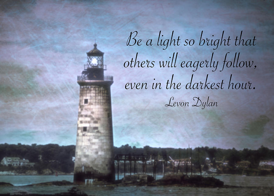 Be a Light by Jack Wilson