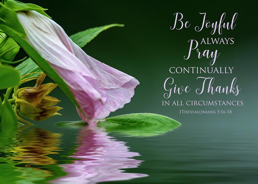 Be Joyful by Cathy Kovarik