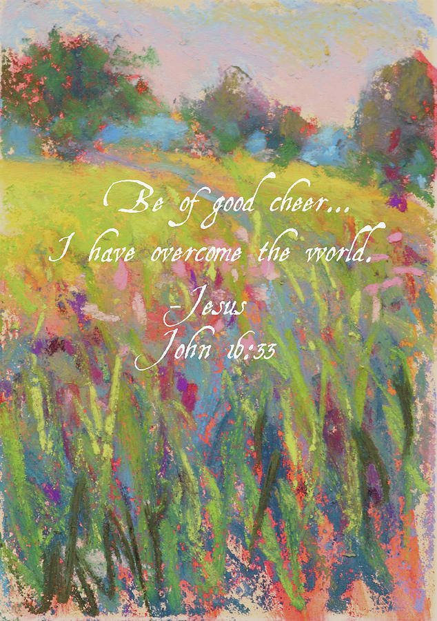 Be of Good Cheer by Susan Jenkins