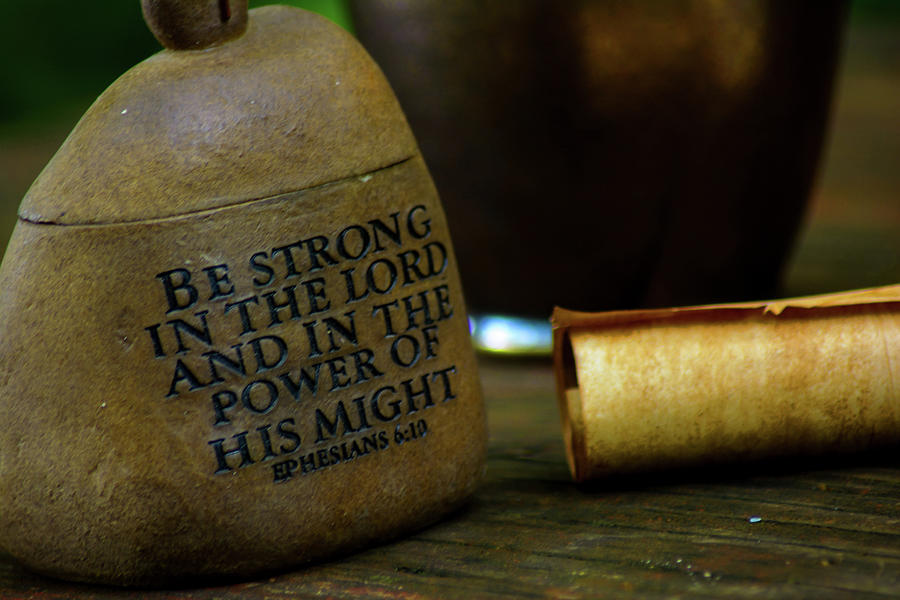 Be Strong by Tikvah's Hope