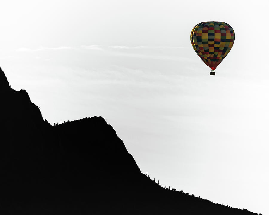 Be The Balloon by Jay Beckman