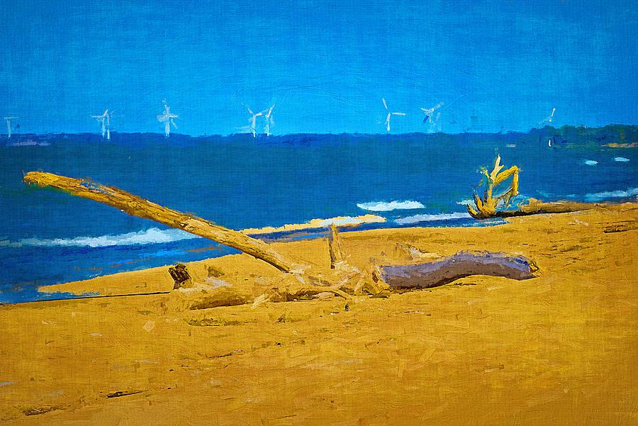Beach 8 by Cliff Guy