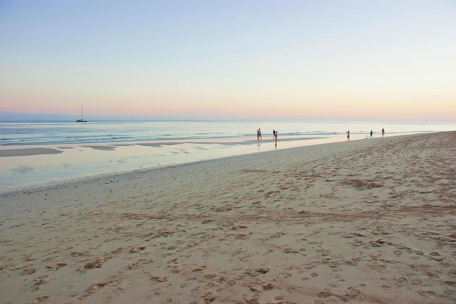 Beach by Anna Kluba