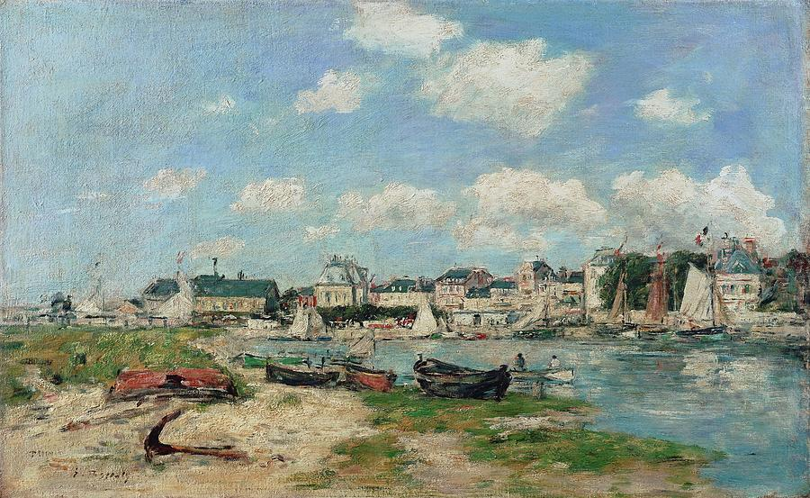 Image result for eugène boudin paintings