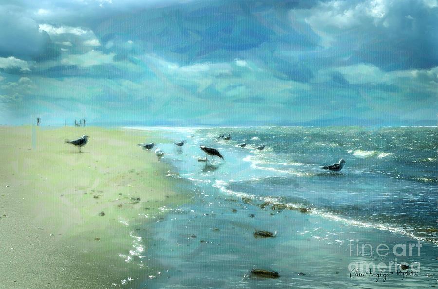 Beach Blues III by Chris Armytage