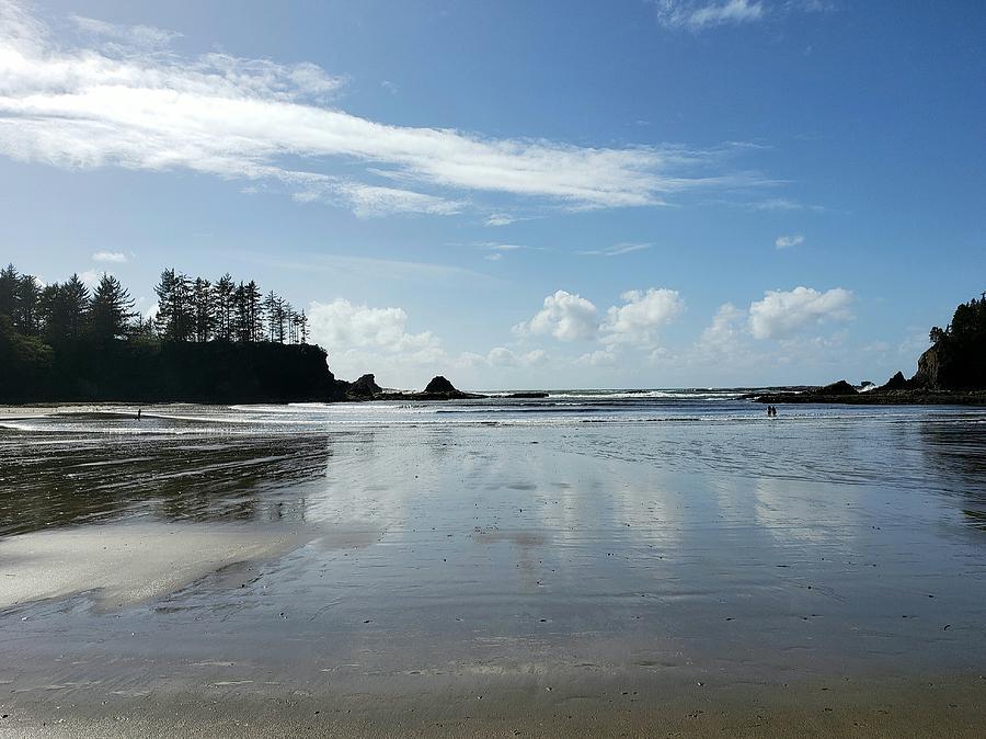 Beach Blues by Suzy Piatt