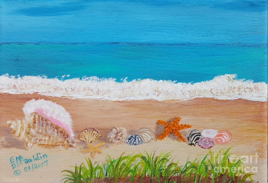 Beach Collection by Elizabeth Dale Mauldin