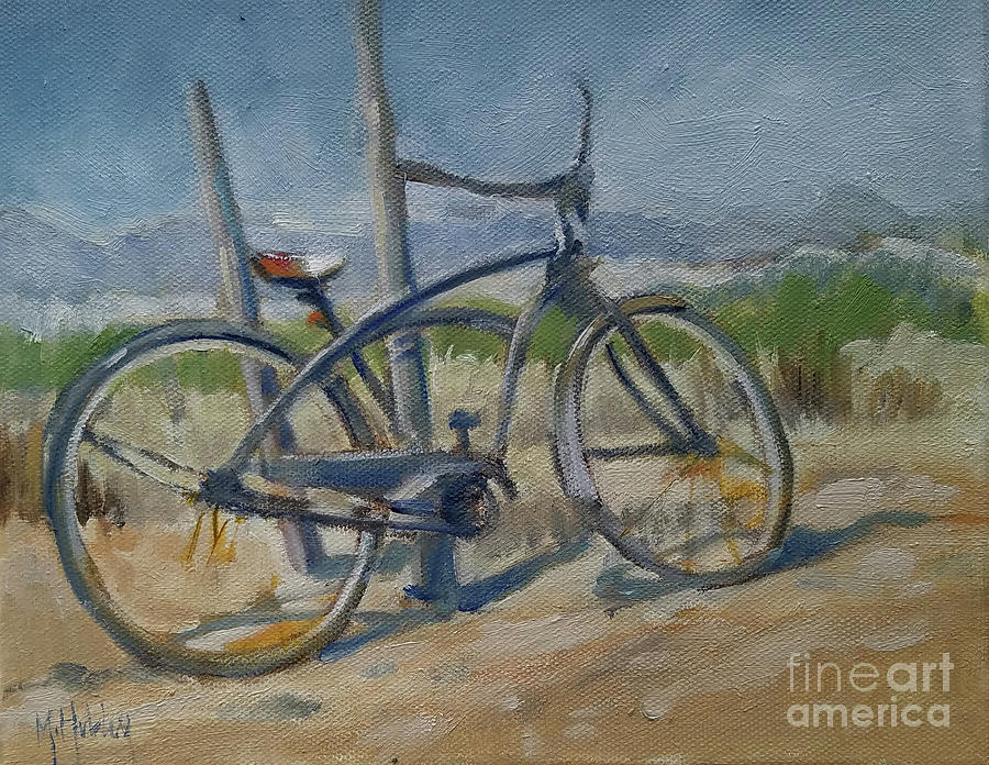 Beach Cruise by Mary Hubley
