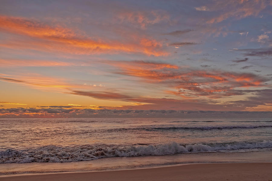 Beach Dawn by Catherine Reading