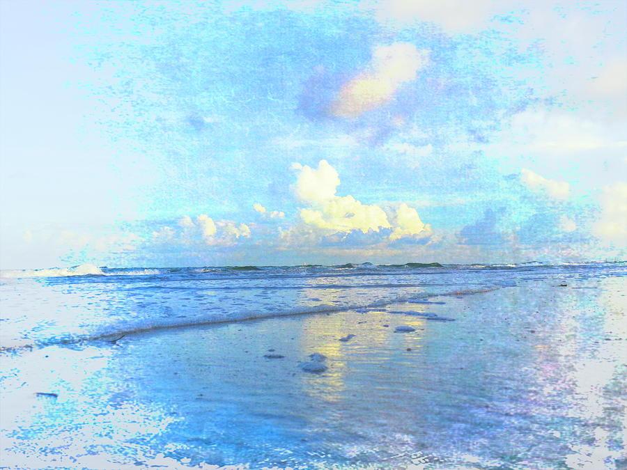 Beach Day by Robert Stanhope