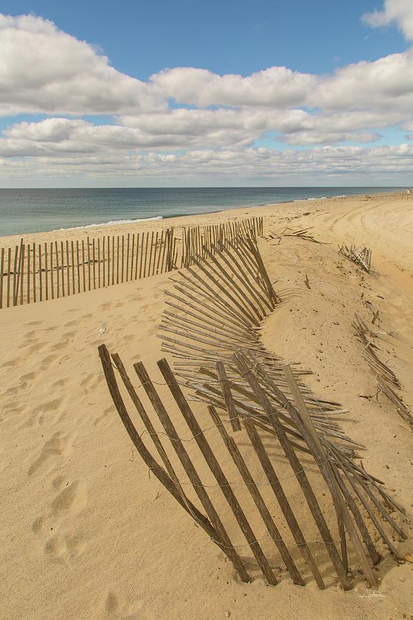 Beaches Painting - Beach Dunes II by Aledanda