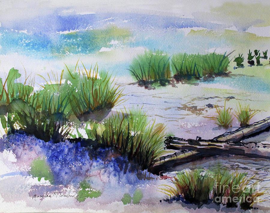 Beach Grass by Mary Lou McCambridge