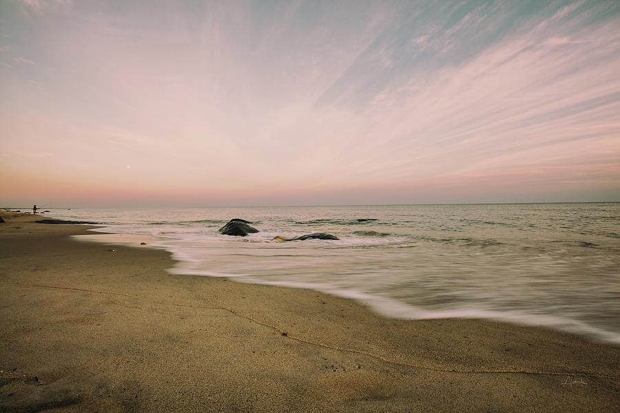 Beaches Painting - Beach Rays by Aledanda