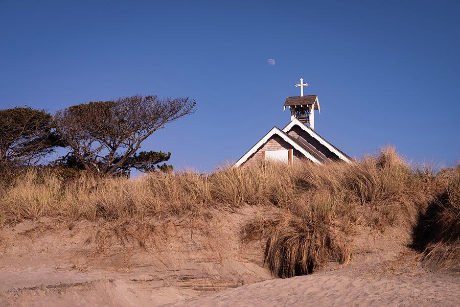 Beach Steeple by Steven Clark