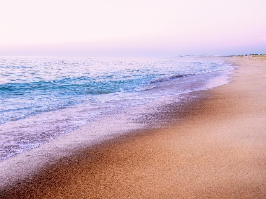 Beach Tranquility by David Kay
