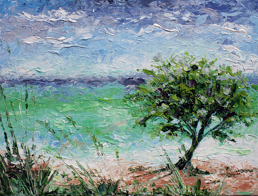 Beach Tree by William Love