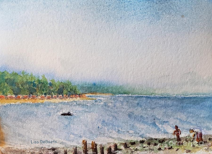 Beachcombers by LISA DEBAETS