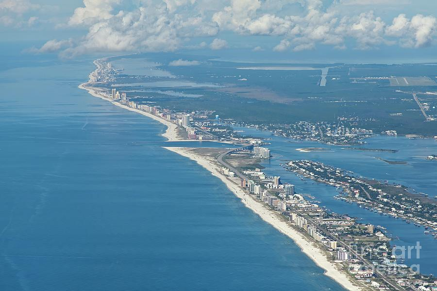 BeachMiles-5137-tm by Gulf Coast Aerials -
