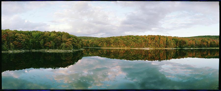 Reservoir, Beacon, NY by Andy Romanoff