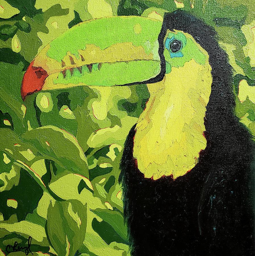 Beaker Bob by Cheryl Bowman