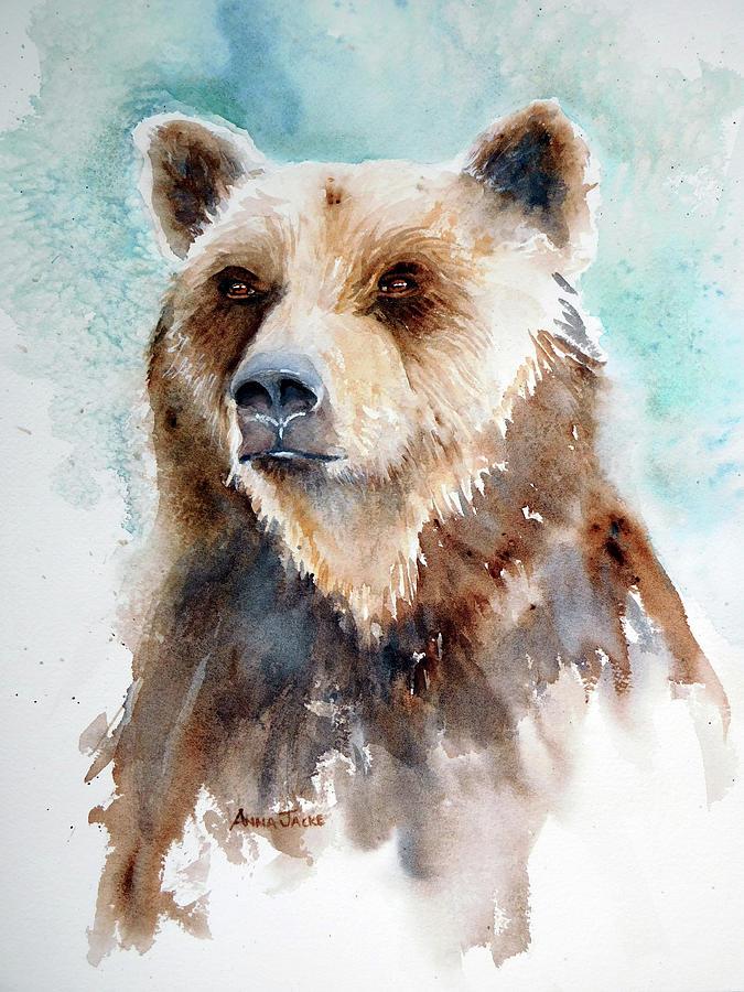 Bear Essentials by Anna Jacke