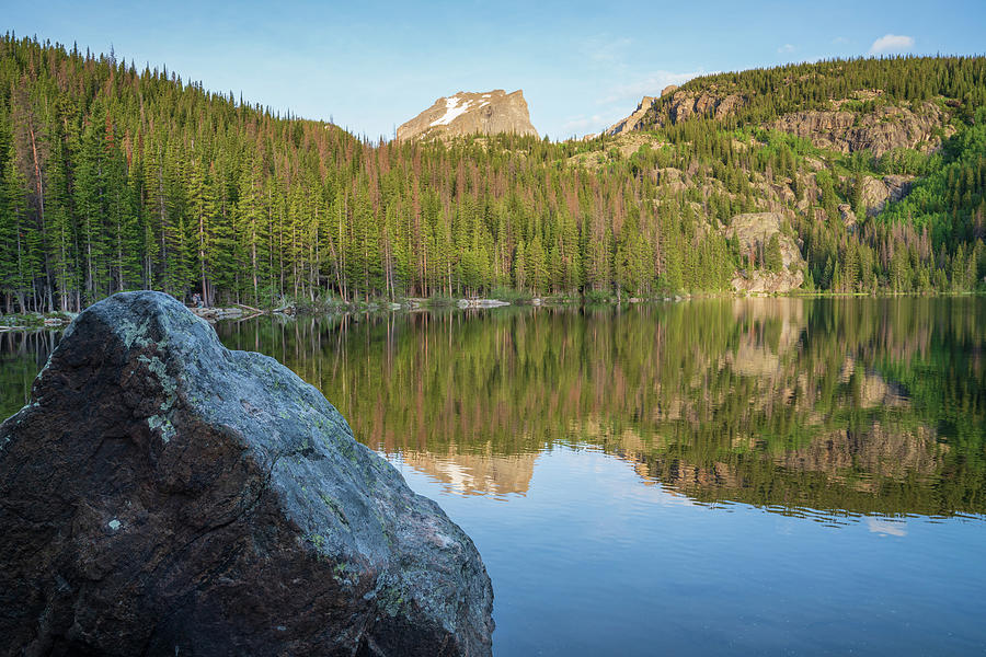 Bear Lake in Rocky Mountain National PArk by Kyle Lee