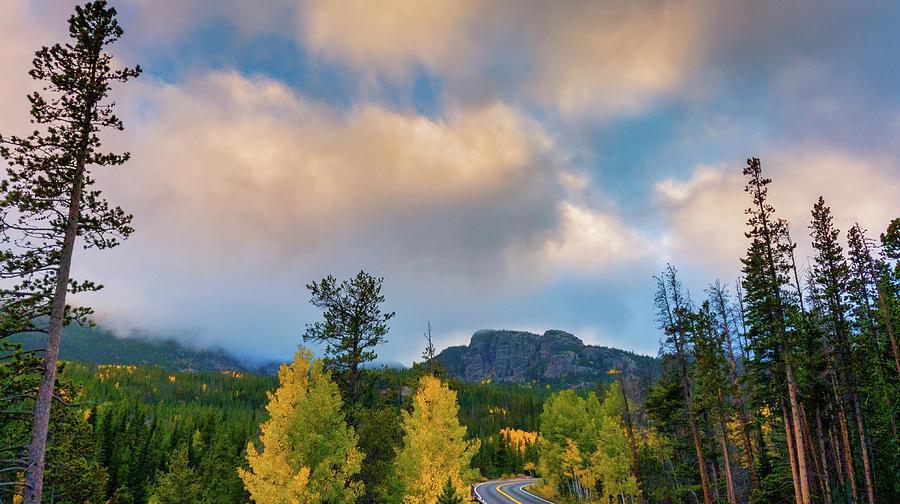 Bear Lake Road by John De Bord