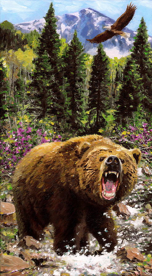 Bear Necessities IV by Doug Kreuger